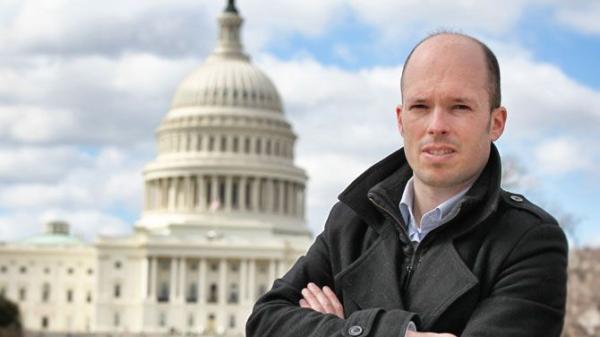 """Amerikakenner Tom Van De Weghe komt met """"Amerika onder President Donald Trump"""" naar Scharpoord"""