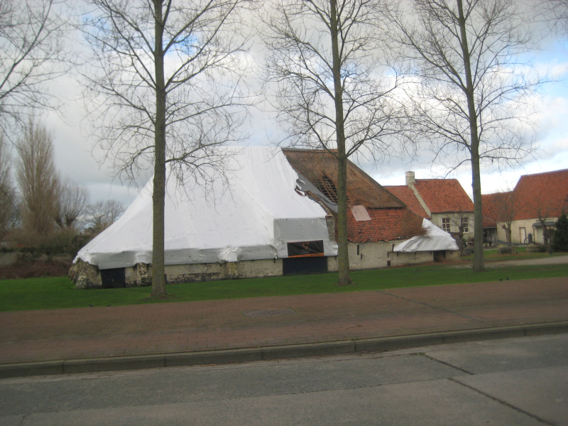 Boerenhof storm
