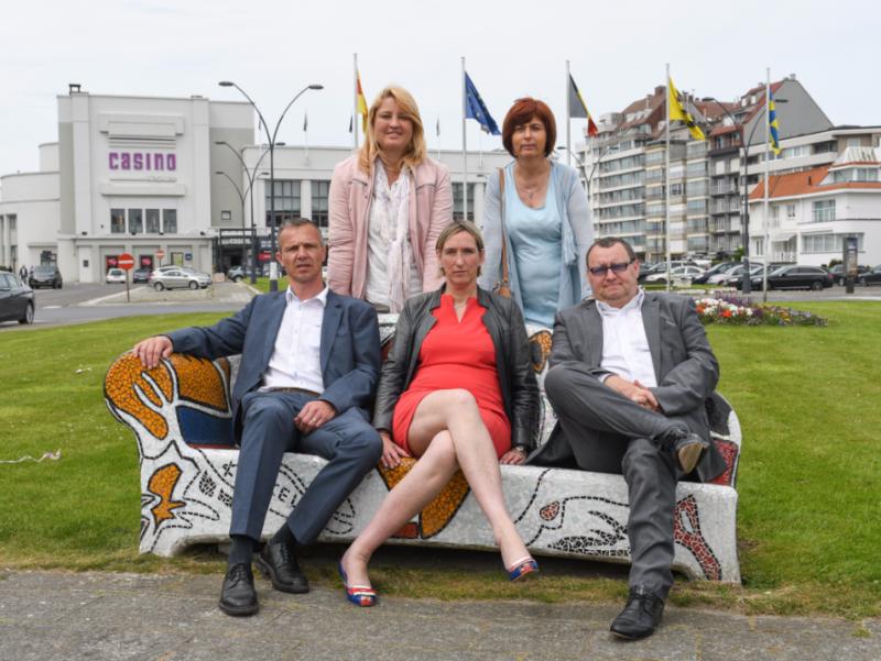 N-VA Bestuursleden Knokke Campagnefotos 2016 (69)