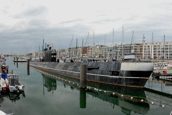 The-submarine