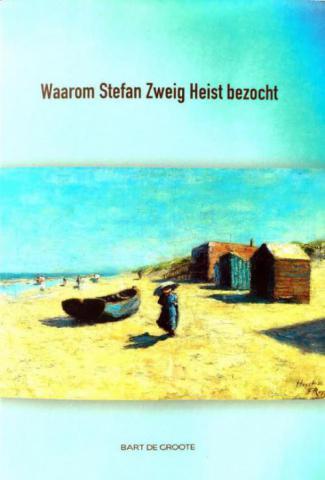 Boekvoorstelling 'Waarom Stefan Zweig Heist bezocht' door auteur Bart De Groote