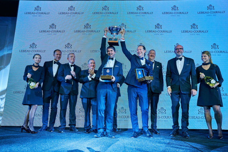 ZGP winnaars Zoute Rally 2018