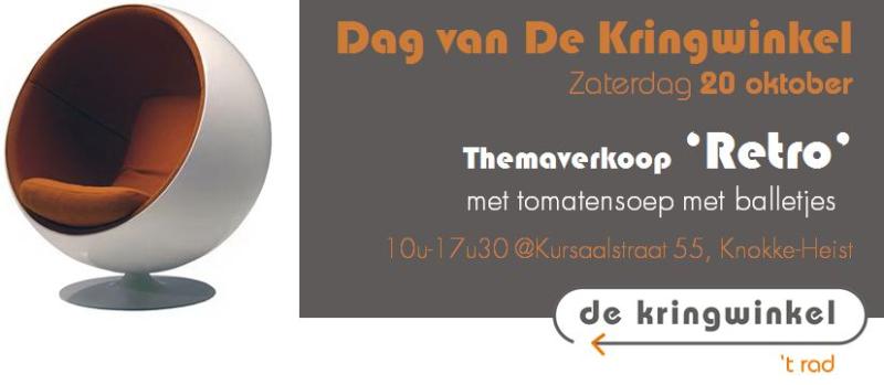 Dag van De Kringwinkel Knokke-Heist