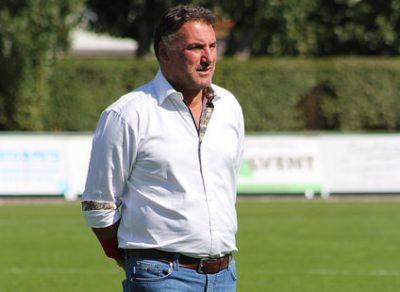 RKFC trainer zit met frustraties en ontgoocheling