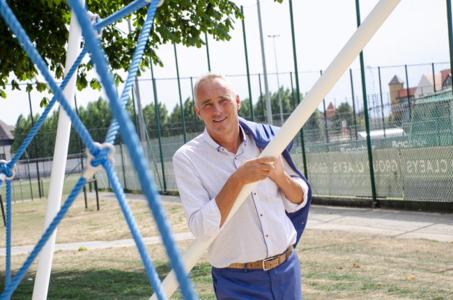 46.343 € aan nieuwe speeltuigen voor Tijl en Nele in Knokke