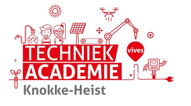 Inschrijvingen Techniekacademie starten op 15 december 2018