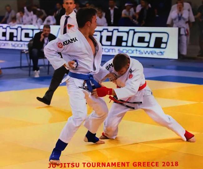 Broertjes Lodens halen goud, zilver en brons op Grand Slam Ju-Jitsu Balkan Open