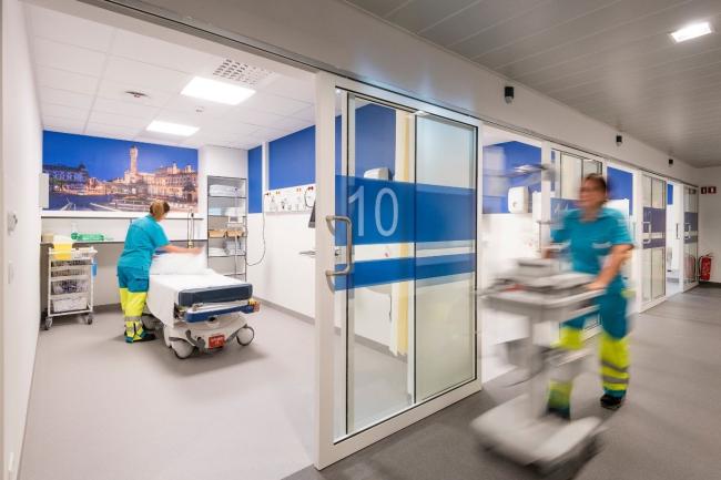 Kneistse koppel is bestolen tijdens bevalling in UZ Gent